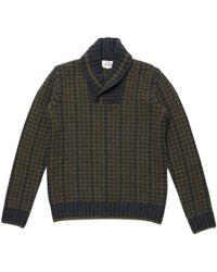 Hermès - Khaki Cashmere Knitwear & Sweatshirts - Lyst