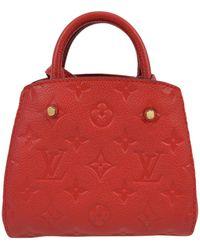 c47ac356f7 Louis Vuitton Monogram Montaigne Mm Shoulder Tote Bag M41056 7613 in ...