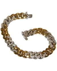 Pomellato - Yellow Gold Bracelet - Lyst