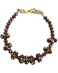 Étoile Isabel Marant - Pre-owned Brown Bracelet - Lyst