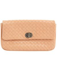Bottega Veneta - Leather Purse - Lyst
