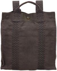 Hermès - Herline Cloth Backpack - Lyst