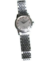 Omega - Pre-owned Seamaster Watch - Lyst