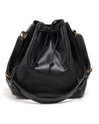 Louis Vuitton - Noé Leather Handbag - Lyst