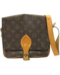 Louis Vuitton - Cloth Handbag - Lyst