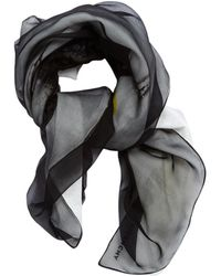 Givenchy - Other Silk Scarves - Lyst