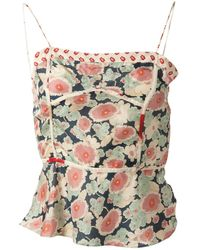 Marni - Pre-owned Silk Camisole - Lyst