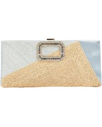 Pre-owned - Cloth clutch bag Marc Jacobs R62C4hj