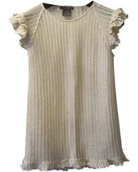 Louis Vuitton | Pre-owned Cashmere Top | Lyst