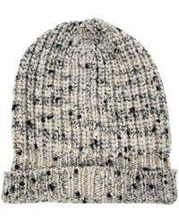 f10bd8ed10b Brunello Cucinelli - Multicolour Cashmere Hats - Lyst