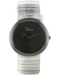 Dior - Pre-owned D Watch - Lyst