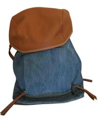 Loewe - Leather Bag - Lyst