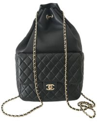 33ad688808a9 Chanel - Timeless Leather Backpack - Lyst