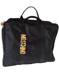 Moschino - Cloth Travel Bag - Lyst