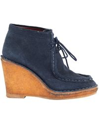0a61615c9b3f Lyst - Women s Marc By Marc Jacobs Wedge boots On Sale