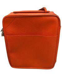 Louis Vuitton - Pegase Leather 48h Bag - Lyst