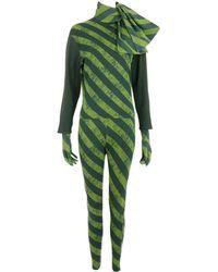 Jean Paul Gaultier - Pre-owned Vintage Black Cotton Jumpsuits - Lyst