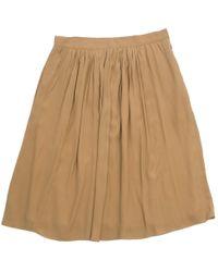 Chloé - Pre-owned Skirt - Lyst