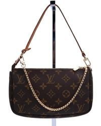 Louis Vuitton - Pochette Accessoire Cloth Clutch Bag - Lyst