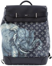 bedb0c50abf9 Lyst - Louis Vuitton Apollp Rucksack Backpack Damier Cbalt N44005 in ...