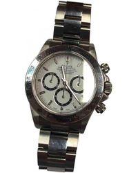 Rolex - Pre-owned Daytona Watch - Lyst