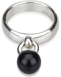 5cff26607b8c Louis Vuitton Empreinte Ring - Vintage in Metallic - Lyst