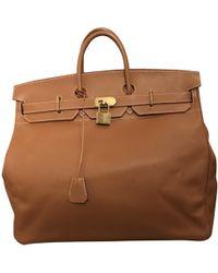 Hermès - Birkin Leather 48h Bag - Lyst