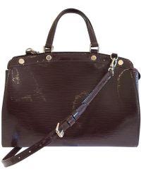 Louis Vuitton | Patent Leather Bag | Lyst