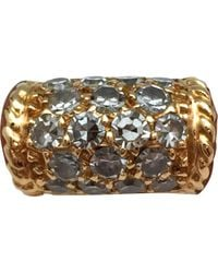 Van Cleef & Arpels - Pre-owned Philippine Yellow Gold Ring - Lyst