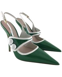 Miu Miu | Pre-owned Patent Leather Heels | Lyst