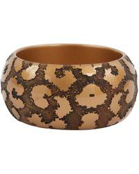 Louis Vuitton - Gold Plastic Bracelet - Lyst