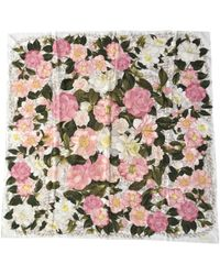 Chanel - Multicolour Silk - Lyst