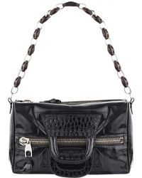 Proenza Schouler - Leather Shoulder Bag - Lyst