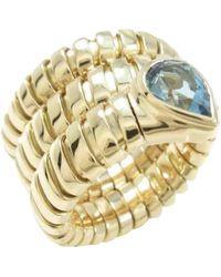 BVLGARI - Serpenti Gold Yellow Gold - Lyst
