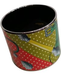 Hermès - Pre-owned Multicolour Metal Bracelets - Lyst
