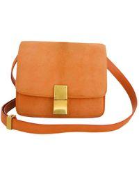 Céline - Pre-owned Classic Pony-style Calfskin Handbag - Lyst