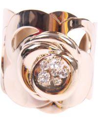 Ferragamo - Pre-owned Gold Metal Bracelet - Lyst
