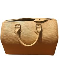 Louis Vuitton Monogram Leather Paris Speedy Cube 30 in Black - Lyst 923343b404