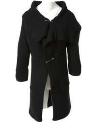 JOSEPH - Black Wool - Lyst