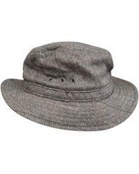 A.P.C. - Wool Hat - Lyst
