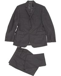 Thom Browne - Anthracite Wool Suits - Lyst