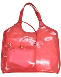 Louis Vuitton - Red Synthetic Handbag - Lyst