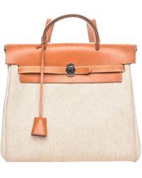 Hermès - Herbag Backpack - Lyst