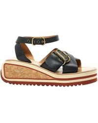 Étoile Isabel Marant - Pre-owned Leather Sandals - Lyst