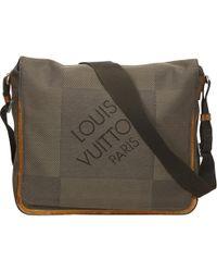 Lyst - Louis Vuitton Keepall Cloth 48h Bag in Brown for Men b2ffa389e27d3
