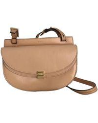 Chloé - Pre-owned Georgia Leather Handbag - Lyst