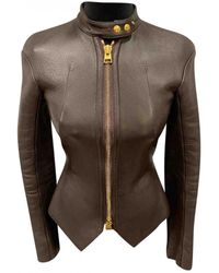 Tom Ford - Leather Jacket - Lyst