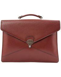 Lancel - Brown Leather - Lyst