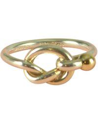 Tiffany & Co. - Silver Ring - Lyst