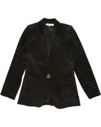 Vanessa Bruno - Pre-owned Velvet Suit Jacket - Lyst